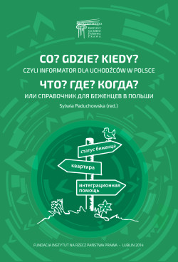 What? Where? When? that is a guide for refugees in Poland