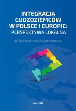 Integracja cudzoziemców w Polsce i Europie: perspektywa lokalna