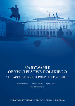 The acquisition of polish citizenship