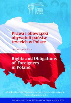 Prawa i obowiązki obywateli państw trzecich w Polsce