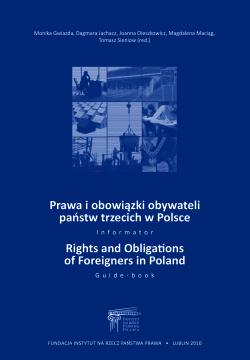 Prawa i obowiązki obywateli państw trzecich w Polsce – nowe wydanie