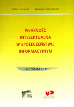 Intellectual property in the information society – a handbook
